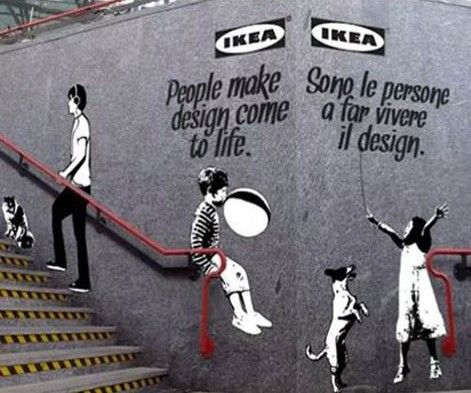 The people make design come to life campaign