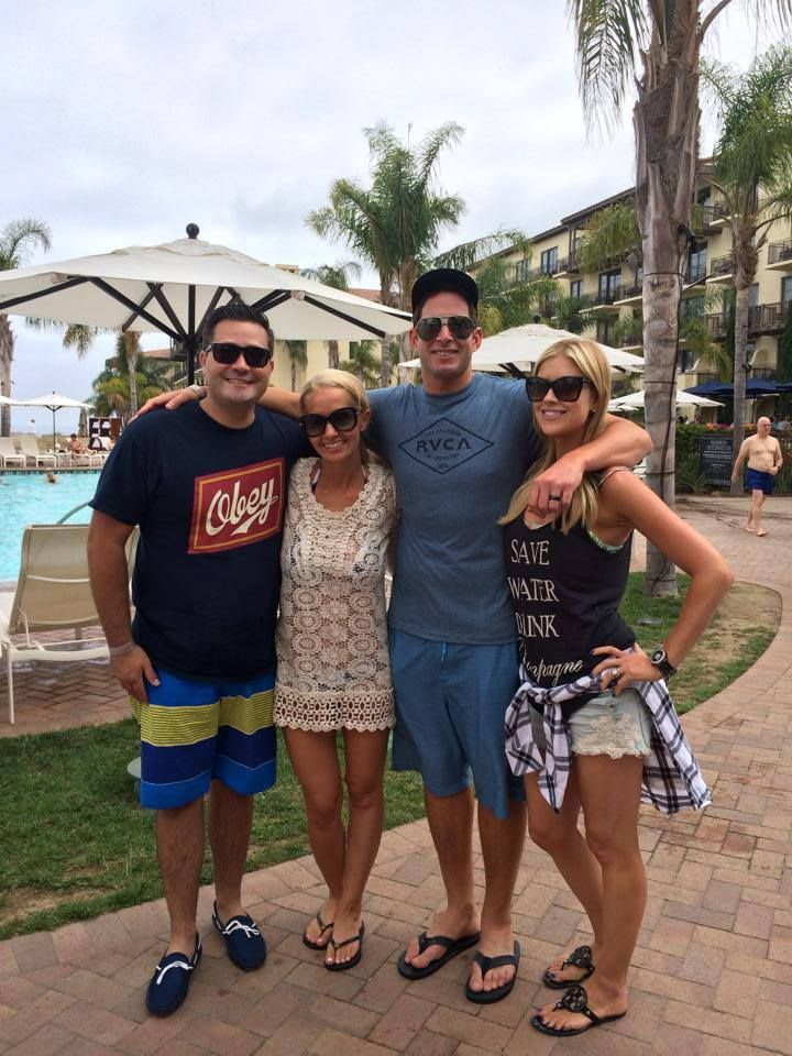 Christina Tarek Jessie And Tina Christina El Moussa Tarek And Christina Summer Outfits