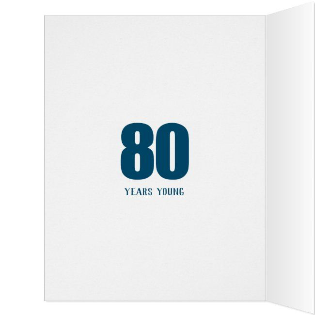 Happy 80th Birthday Dad Number 80 Photo Collage Zazzle Com Dad Birthday Happy 80th Birthday Big Birthday Cards