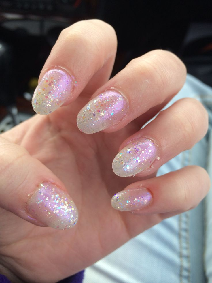 20 best French style nails images on Pinterest | Make up, Oval nails ...
