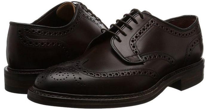 最も装飾的な紳士靴、ウィングチップの歴史や定番モデルを紹介   男前研究所