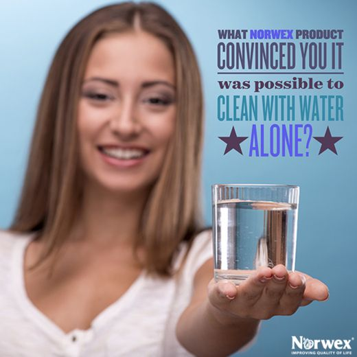 Convinced: What Norwex Product Convinced You It Was Possible To Clean