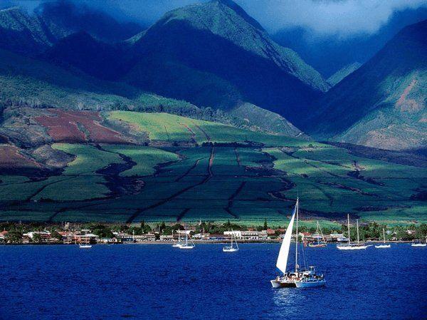 ハワイ マウイ島