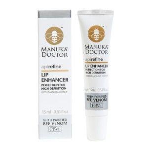 ApiRefine Lip Enhancer - Bee Venom Lip Plumper  - Manuka Doctor
