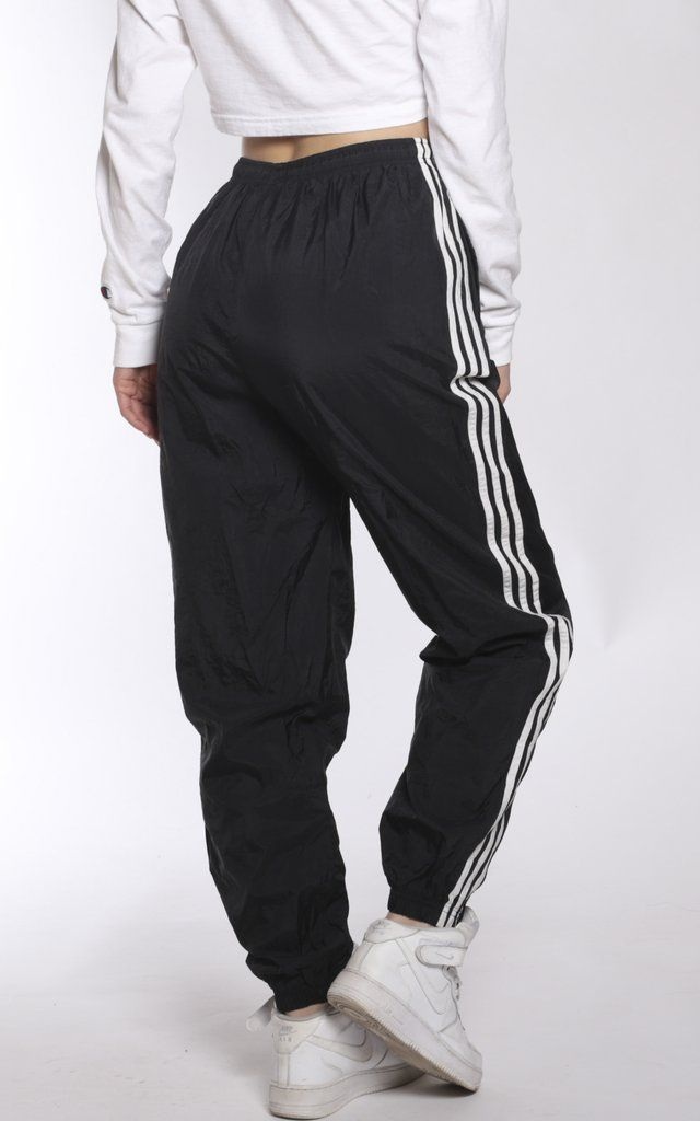 421be4bb362d Vintage Adidas Wind Pants
