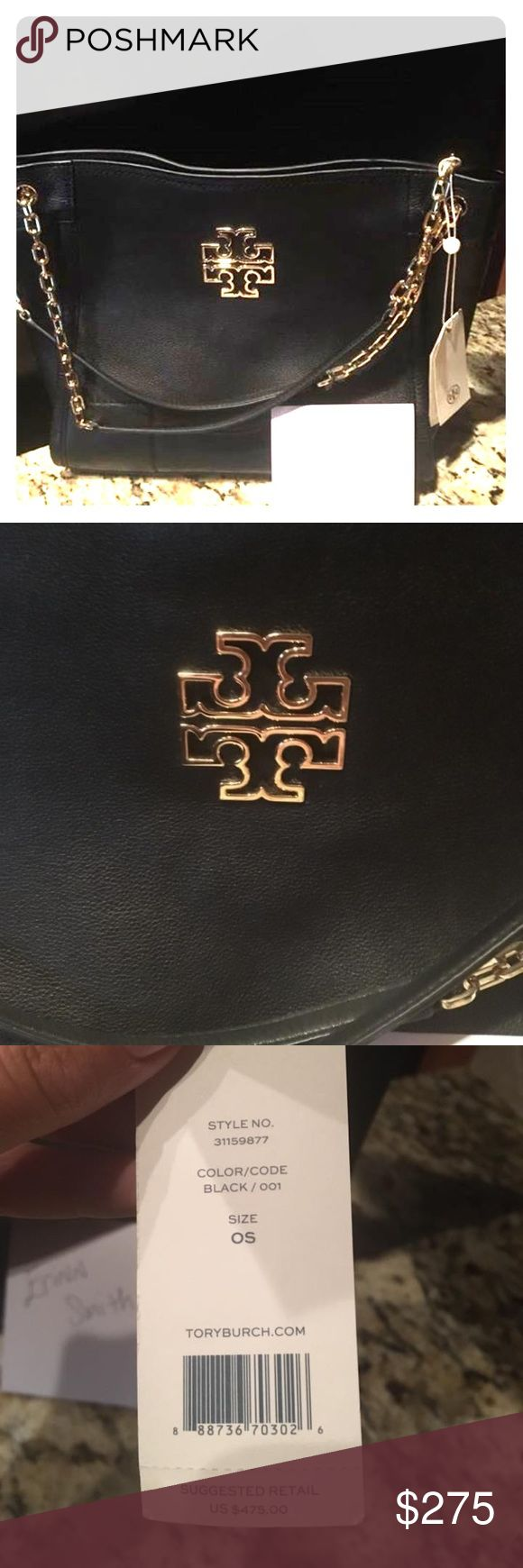 Tory Butch Britten purse Brand new with tags Tory Burch Bags Shoulder Bags