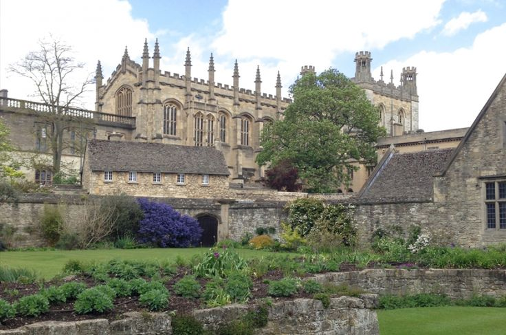 The Small Pleasures of Oxford