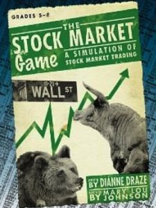 Stock Market Game Book - Excellent resource for teaching upper elementary or middle school students about the stock market