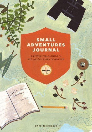 Small Adventures Journal #nature #journal