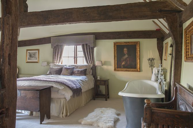 140 Best Images About Country Cottage Bedrooms On