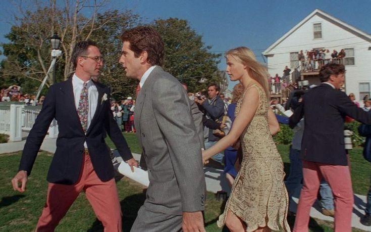 JFK Jr. and Daryl Hannah