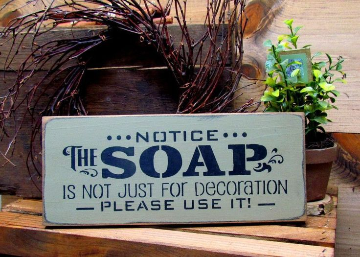 Best ideas about bathroom signs on pinterest small