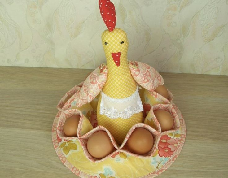 20 best kitchen sewing projects images on pinterest sewing sew a festive easter chicken diy crafts guidecentral negle Images