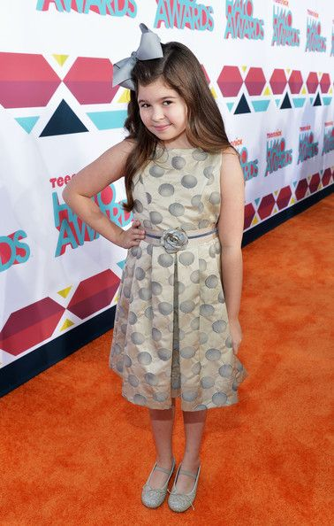 Addison Riecke - 5th Annual TeenNick HALO Awards - Red Carpet