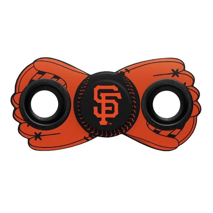 San Francisco Giants MLB Diztracto Two Way Team Fidget Diztracto Spinner **PREORDER - SHIPS IN JUNE**