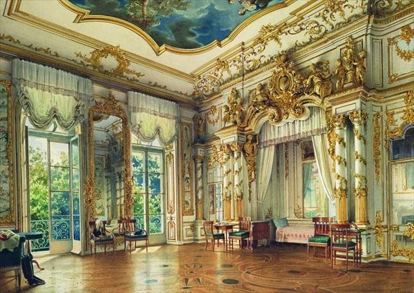 alexander palace interiors images - Поиск в Google