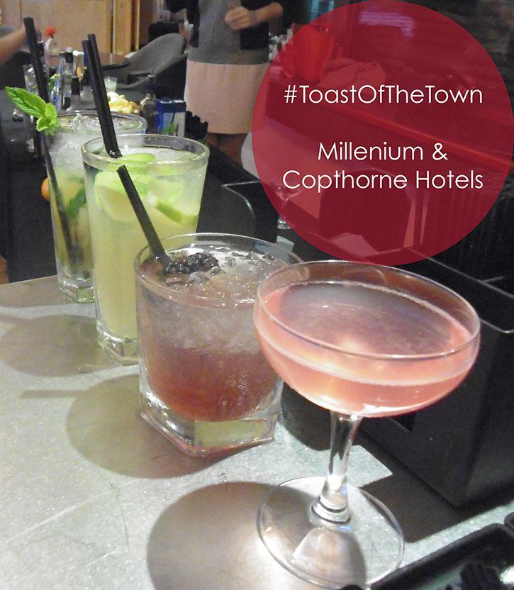 Toast of the Town Millenium Copthorne Hotel