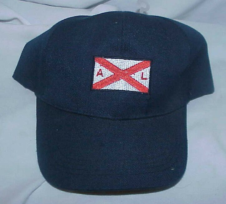 2c9872d85c1 A L FLAG CAP HAT NAVY BLUE RED WHITE  fashion  clothing  shoes  accessories   mensaccessories  hats (ebay link)