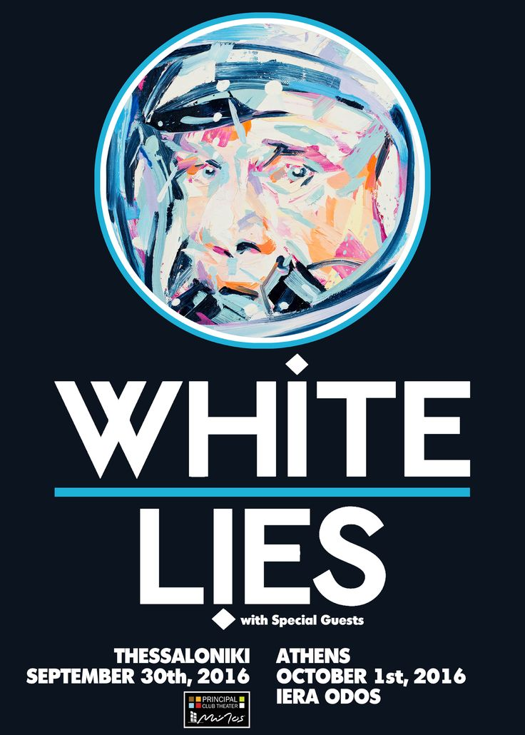 White Lies live in Greece (Postponed) (2016)