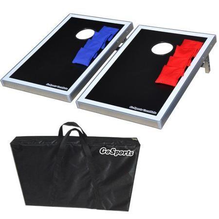 GoSports CornHole Bean Bag Toss Game Set - Walmart.com