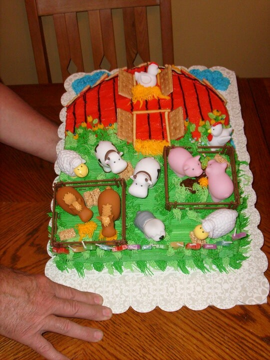 Neigh Cakes