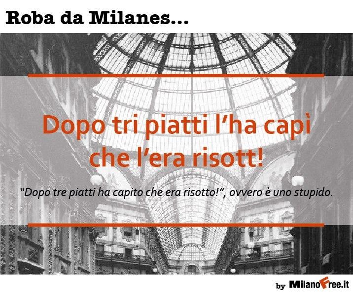 http://milanofree.it/ #milano #milan #quotes #dialetto