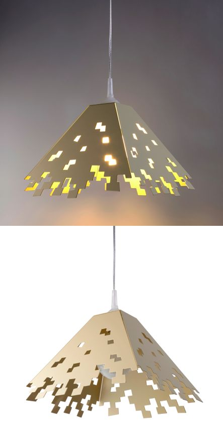 Pix beige lampshade by deFacti on www.narvalmarket.com