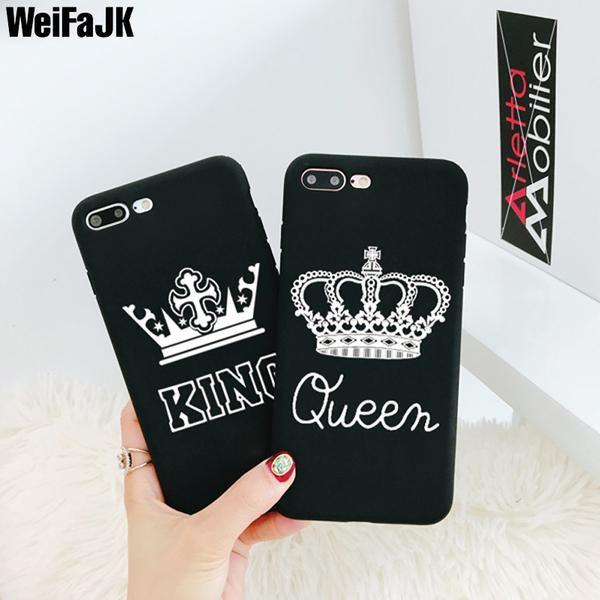 coque iphone 6 silicone queen