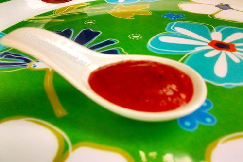 вкуснейший домашний кетчуп