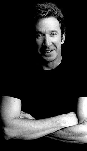 Made in Michigan, Tim Allen.