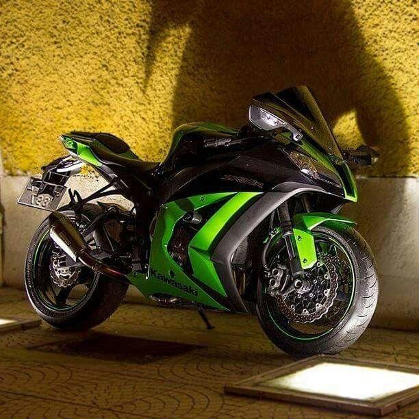 Zx-10 r...love it