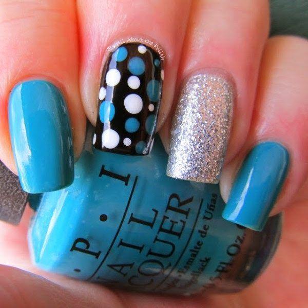 Stiletto Nail Art : Photo