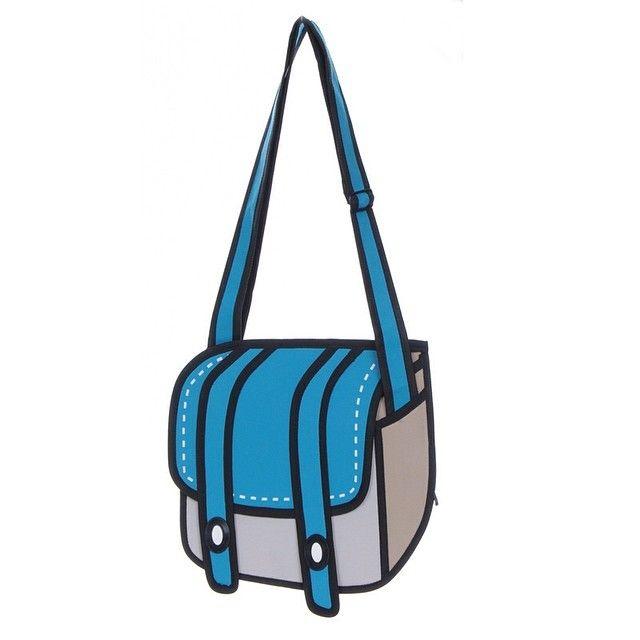 Karikatür Çanta!  Bu çanta gerçek!  Maramire' de özel okullar açılmadan çantalarımız bitmeden alın!✨İnstagram: Maramiree sayfasından satın alabilirsiniz!!!