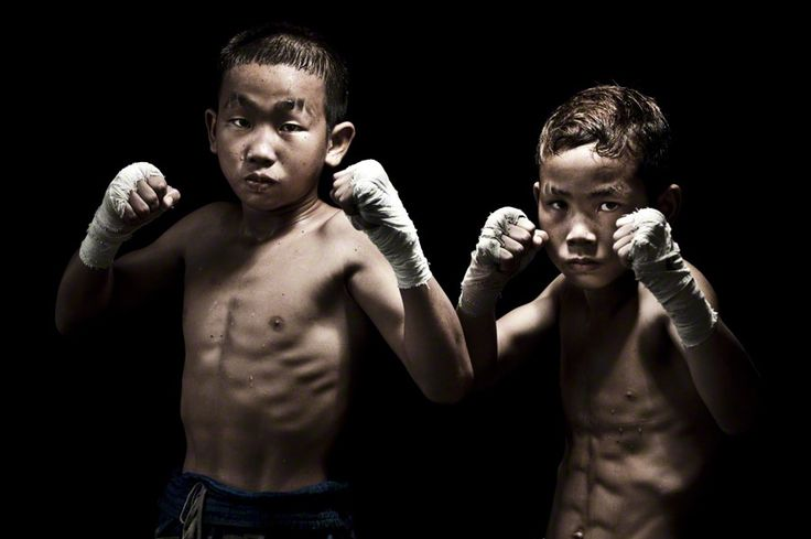 Train yourself in class of Muay Thai!
