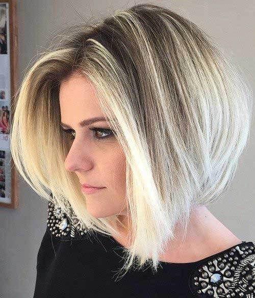 Taglio capelli 2019 donne bob