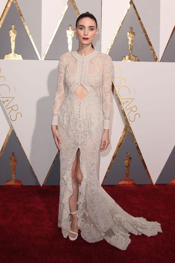 Fra Louis Vuitton til Chanel Haute Couture: Den berømte røde løber var rullet ud ved nattens Oscar-uddeling, og stjernerne skuffede bestemt ikke