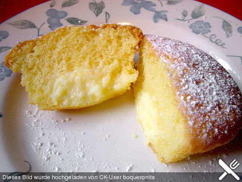 Vanillepudding - Muffins                                                       …