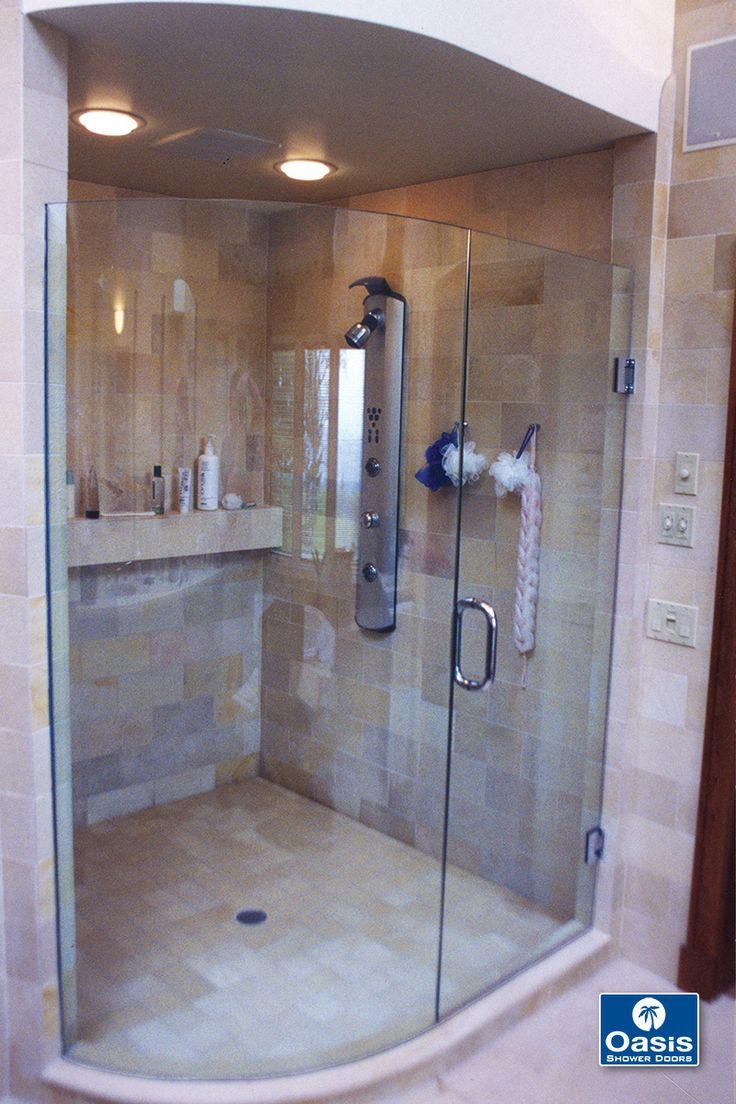 12 best images about Custom Frameless Shower Enclosures on Pinterest