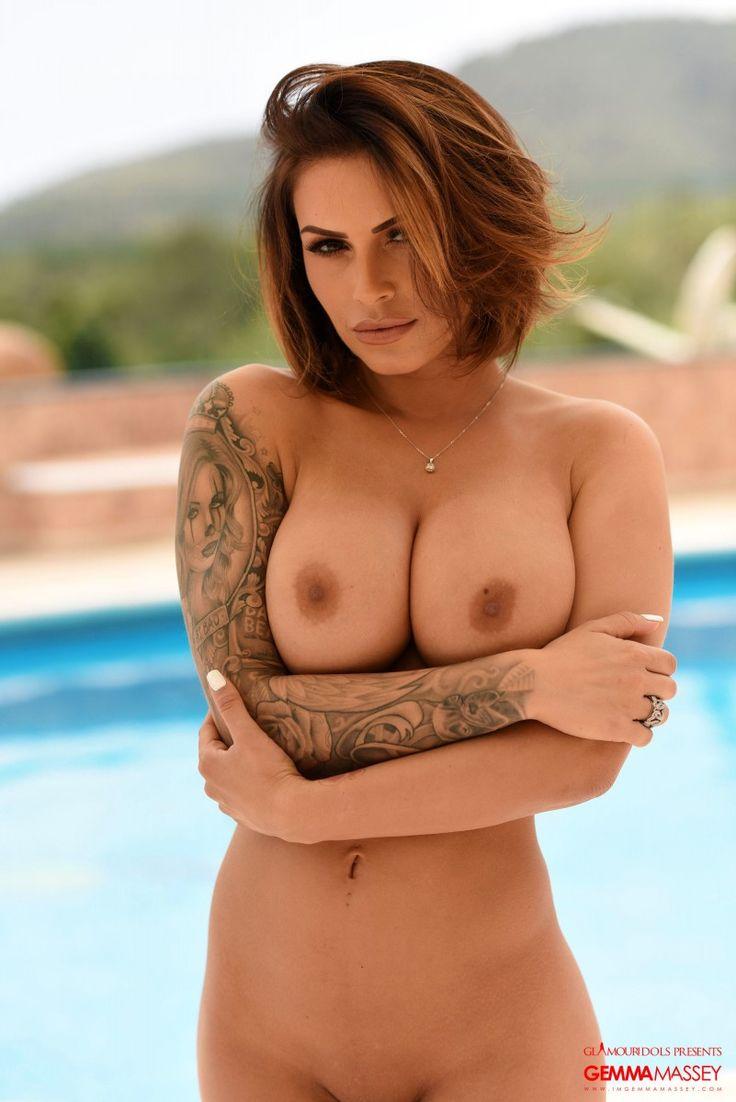 gemma massey nude