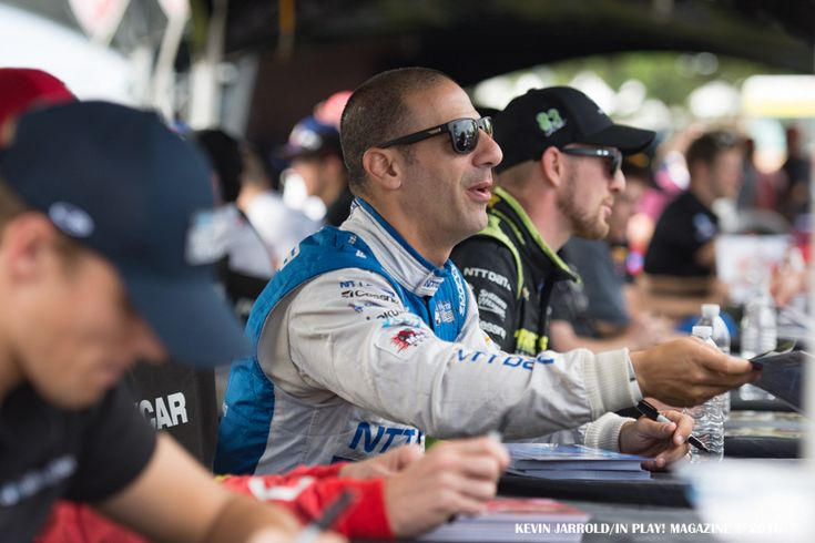 Chevrolet Detroit Grand Prix features world-class racing on track, but off the track the fun and entertainment is just as exciting in the Meijer Fan Zone.