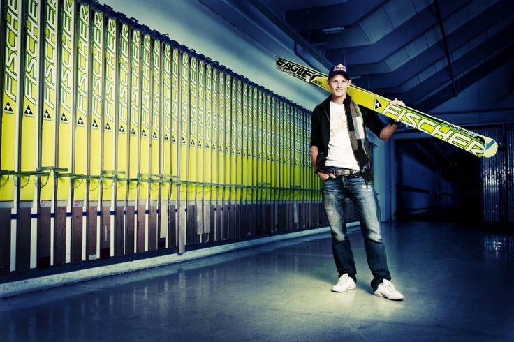 #ThomasMorgenstern #Fischer #Skispringen