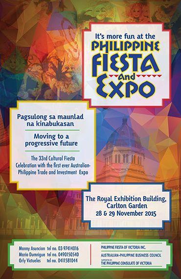 Philippine Fiesta of Victoria