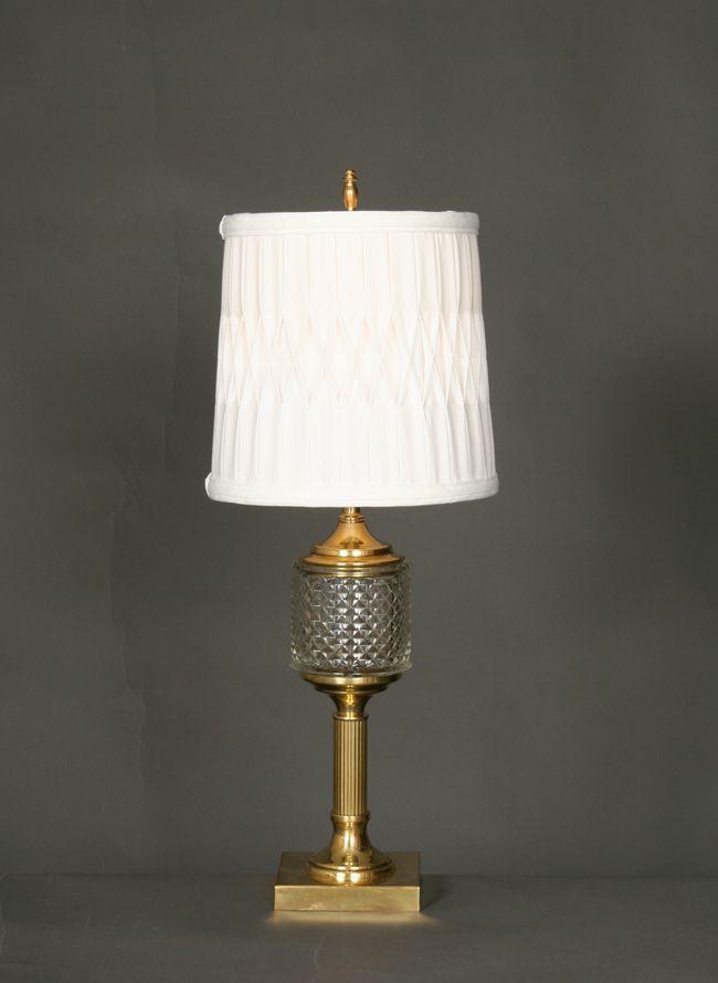 beautiful vintage decorative accent lamp c 1920