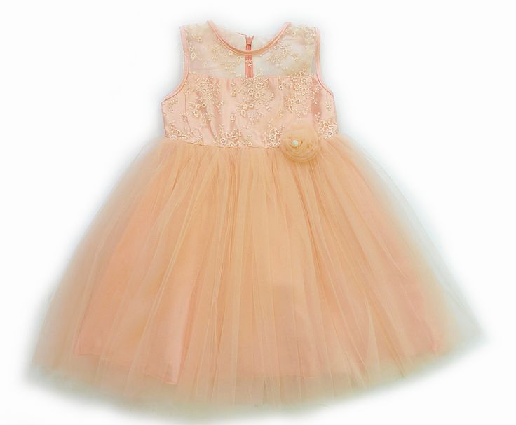 color powder kids fashion little girl dress Magnificent fancy dress for little princesses (from 1 to 5 years) from the brand TM Bubble kids