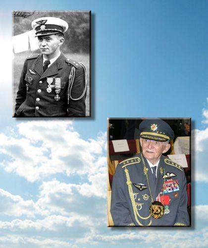 František Peřina, Czechoslovak Pilot, 312. SQ. RAF, 8. 4. 1911- 6. 5. 2006