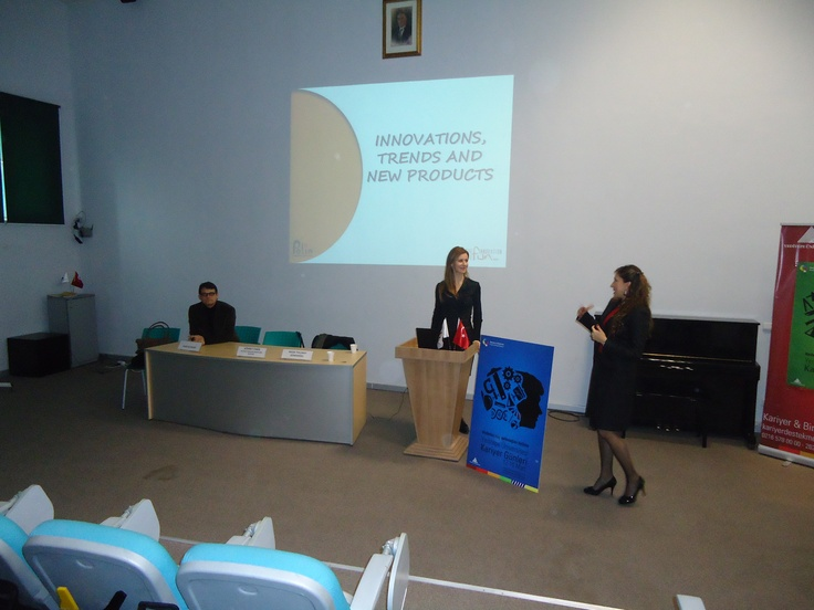 Yeditepe University Career Days 1