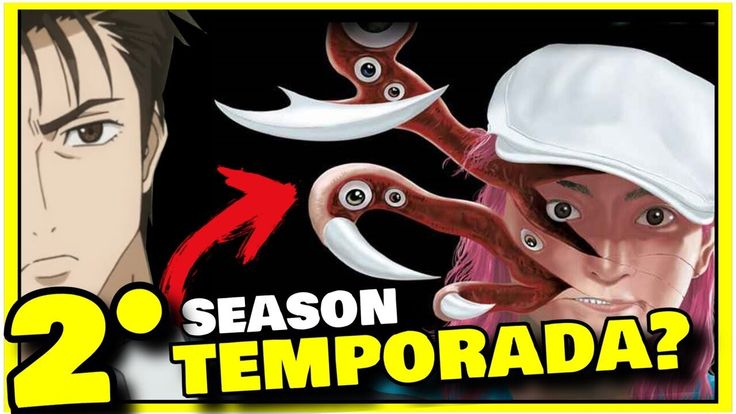 Parasyte 2 temporada vai ter anime kiseijuu 2 season