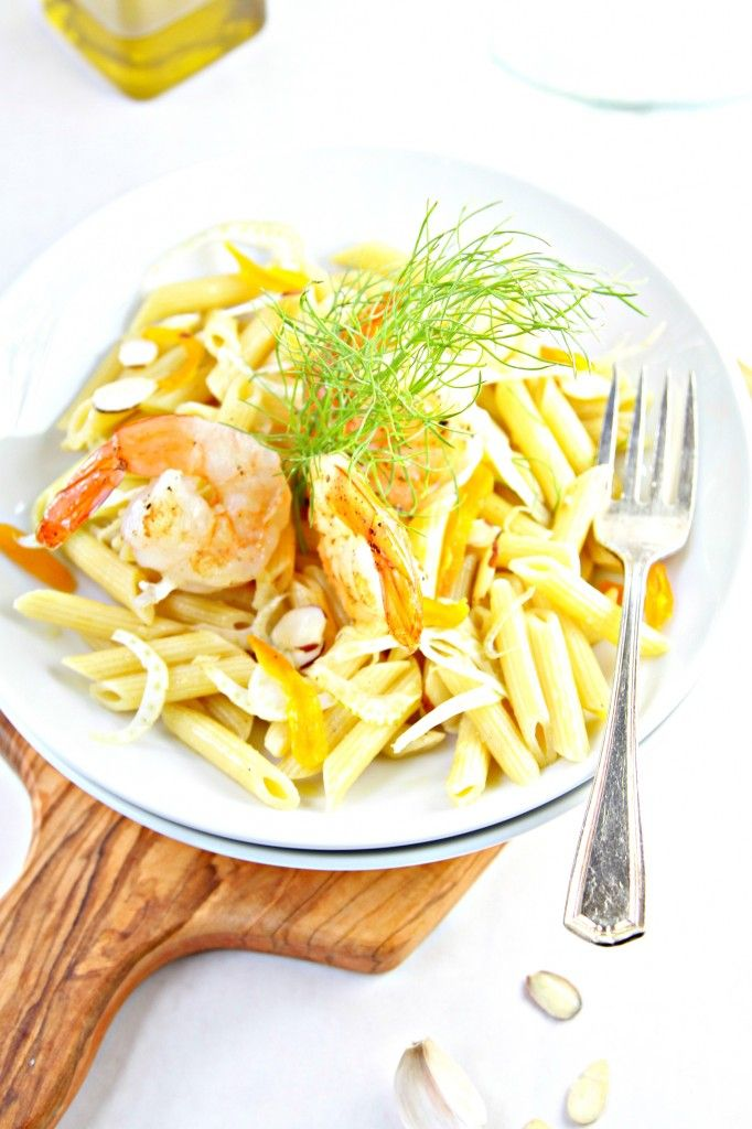 Grilled Shrimp Pasta Salad | Recipe | Champagne