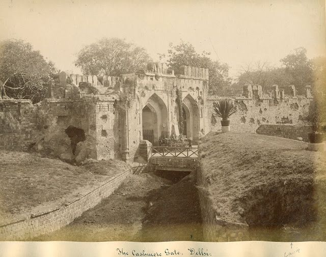 vintage everyday: Photographs of Old Delhi from The 19th Century