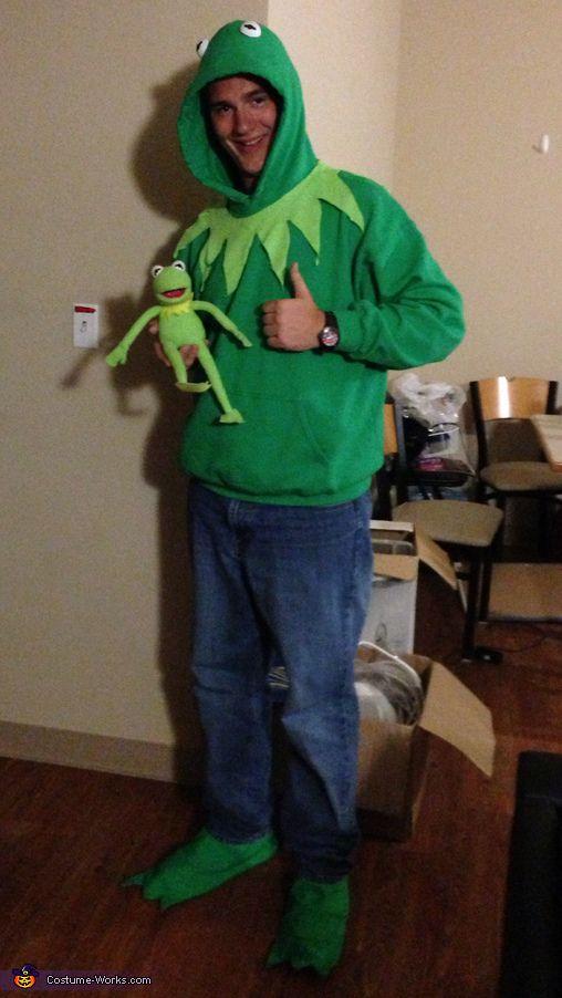 Kermit the Frog - 2012 Halloween Costume Contest